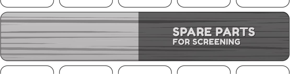 FIB srl | Spare parts for screening